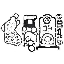 Zestaw uszczelek dół silnika Perkins 1004.4 - materiał CV